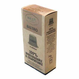 Cápsulas Nespresso Meza Coffee